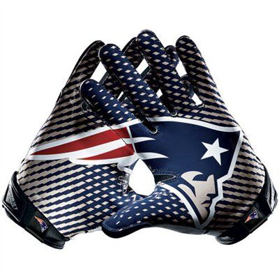 Nike New England Patriots Vapor Jet 2.0 Team Authentic Series Gloves @Fanatics #FanaticsWishList