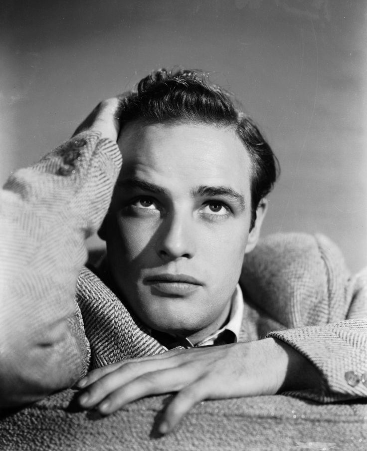 Marlon Brando (a lasting impression: The Men, A Streetcar Named Desire, The Wild One, On the Waterfront, Guys and Dolls, Sayonara, The Young Lions, The Fugitive Kind, One-Eyed Jacks, The Chase, The Godfather, Last Tango in Paris, Apocalypse Now)