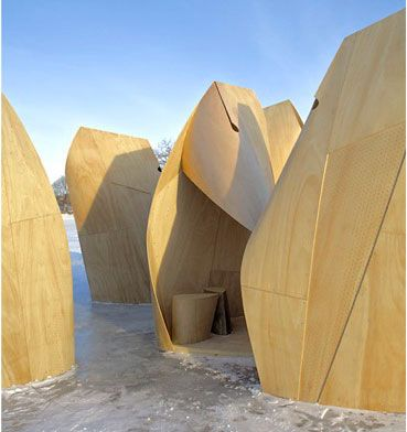 Plywood structures