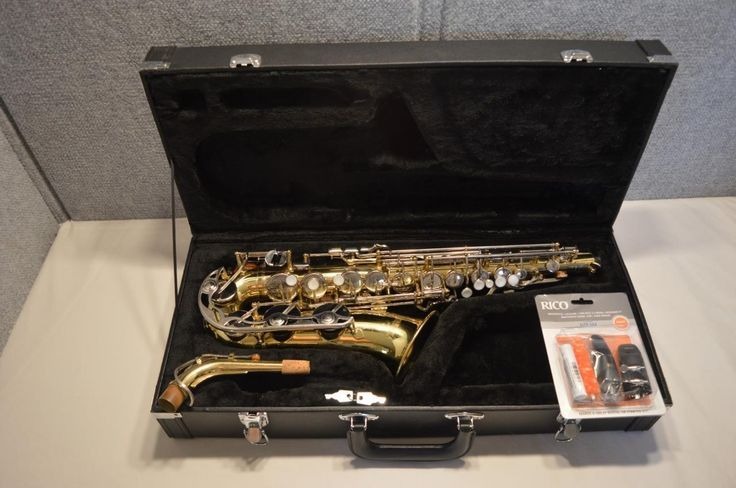 YAMAHA YAS-23 ALTO SAXOPHONE  EXCELLENT PLAYING  TUNED ADJUSTED