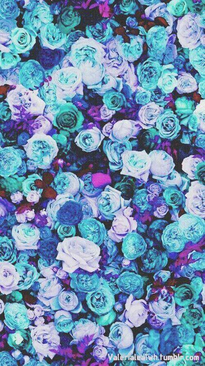 fondos de flores tumblr