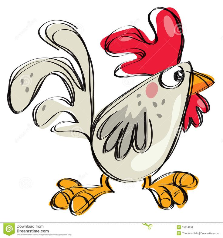 Baby Chicken Drawings Cartoon baby chicken white any