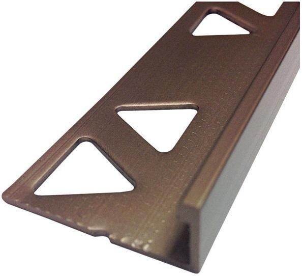 M D Building 31353 Tile Edge Floor Molding Aluminum 3 8 X 8 Tile Edge Floor Molding Flooring