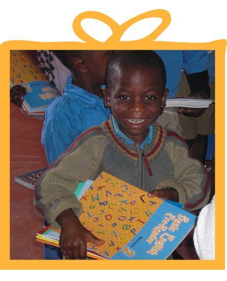 Acquistando un kit scuola (contenente divisa, cartella, matite, quaderni e libri) permetterai a un bambino di frequentare le lezioni scolastiche e di poter studiare. L'istruzione è un diritto di tutti i bambini: aiutaci a fare in modo che non sia solo un privilegio per pochi!