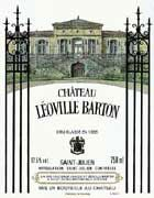Chateau Leoville Barton  2009 from St-Julien, Bordeaux, France