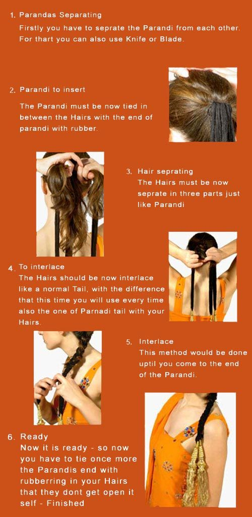 how to use a paranda