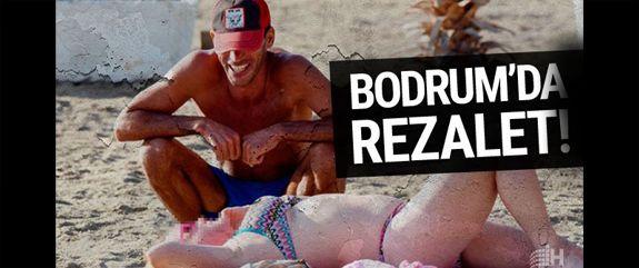BODRUM'un ünlü Gümbet Plajı'nda tatillerini geçiren sezonun son turistleri, masör olduğunu söyleyen bazı kişilerin uzun süre başlarından ayrılmamasıyla rahatsız oldu.