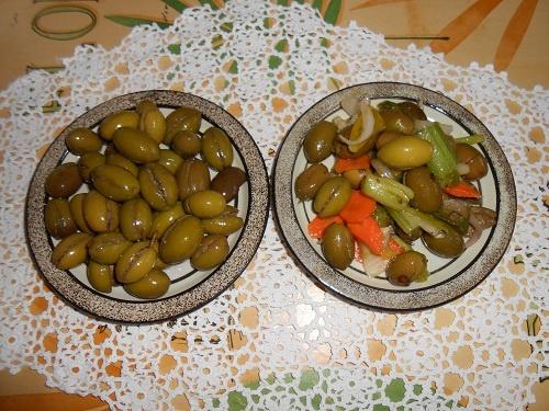 Olive da conservare o per antipasti