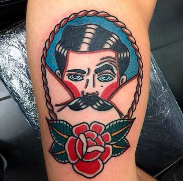 Sex oral men tattoo