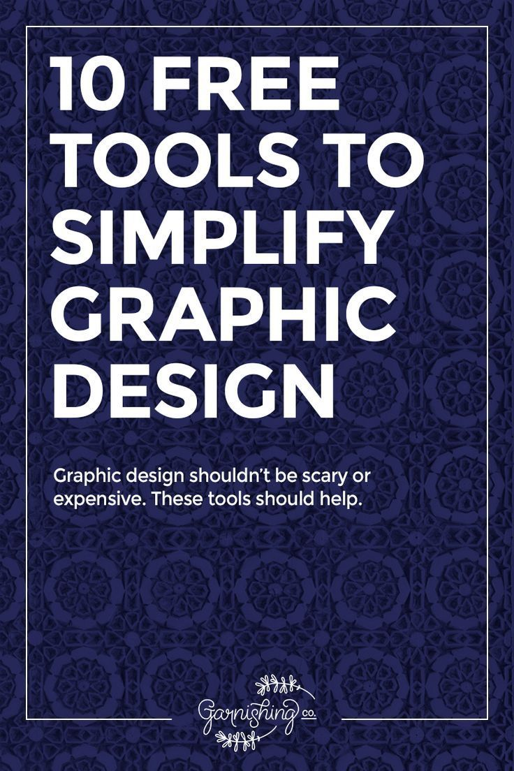 these 10 free graphic design tools and resources will help you make better graphics for your brand whether youre a small business nonprofit - Graphic Design Business Ideas