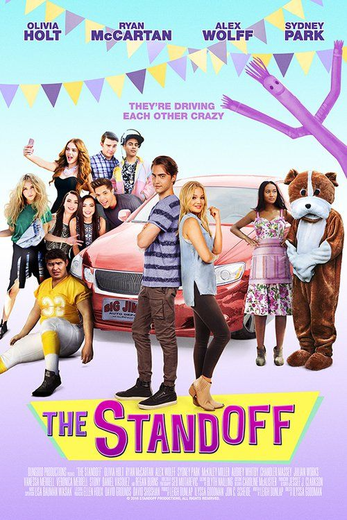 Watch->> The Standoff 2016 Full - Movie Online