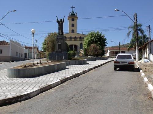 Praça da Matriz - Vargem