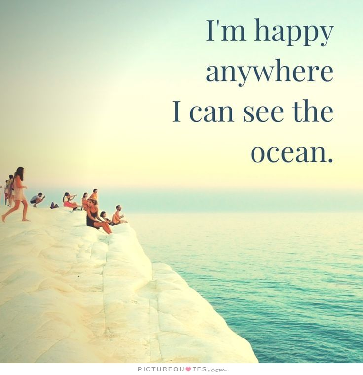 Quotes About Ocean: 1000+ Ideas About Ocean Sayings On Pinterest