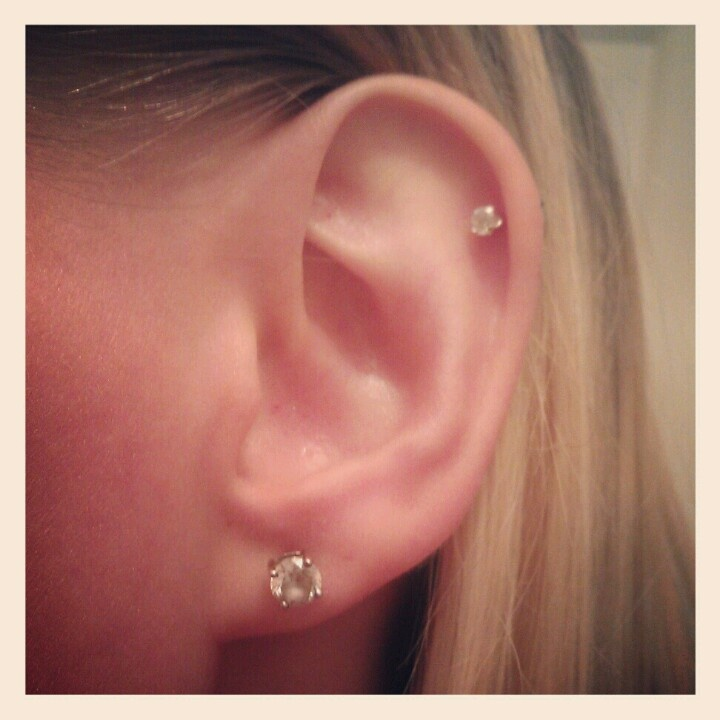 best 20 cartilage piercing stud ideas on