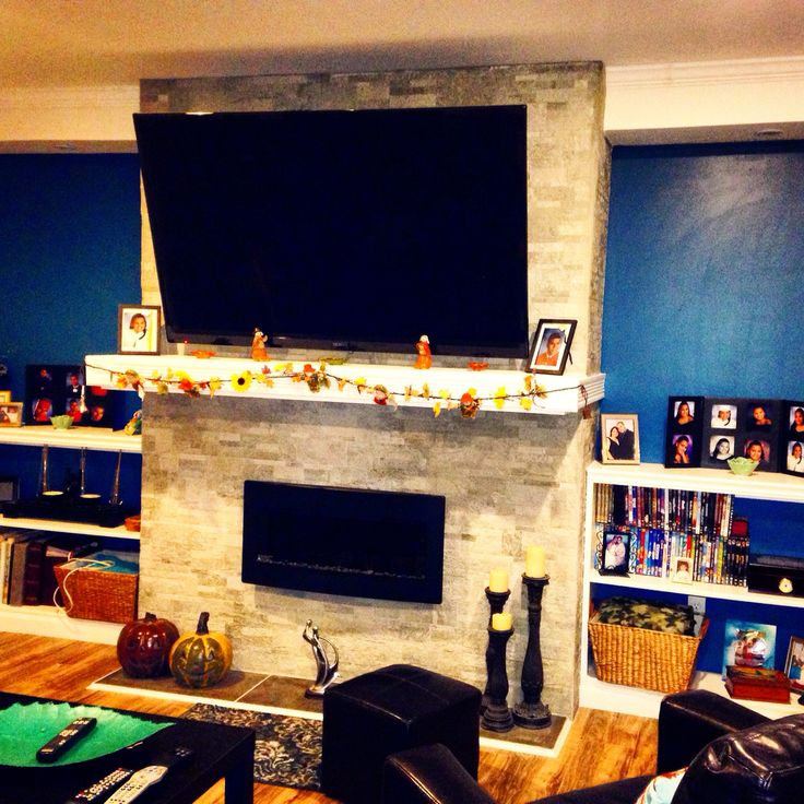 electric fireplace walls with shelves home decor. Black Bedroom Furniture Sets. Home Design Ideas