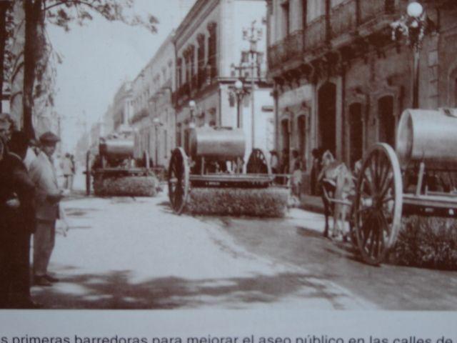 Guadalajara Antigua - SkyscraperCity Barredoras de la ciudad 1934