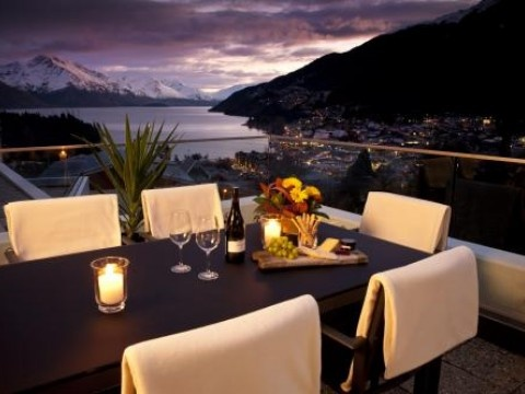 Luxury Escapes, Luxury House in Queenstown & Lakes, New Zealand | #AmazingAccom #holidayhomes