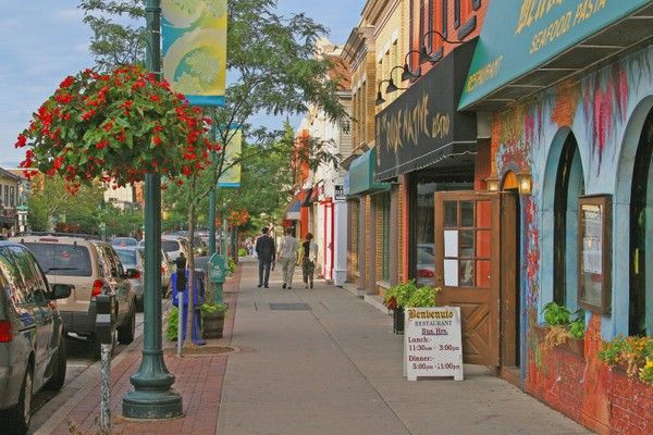 Enjoy the culture as you walk down the colourful streets of Oakville!