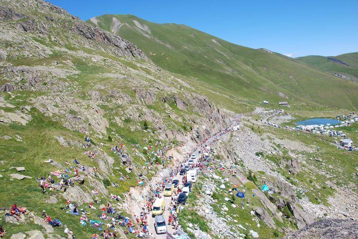 Le Tour de France en Savoie «  Tous droits d'exploitation réservés - Conseil général de la Savoie- www.cg73.fr »