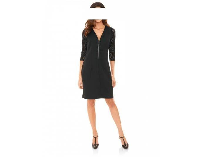 Ashley Brooke Damen Designer-Cocktailkleid, schwarz Jetzt bestellen ...