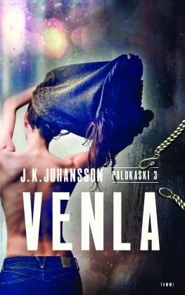Venla - J. K. Johansson - #kirja