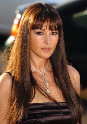 Monica Bellucci, Actress