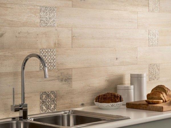 Kitchen Tiled Splashback Ideas