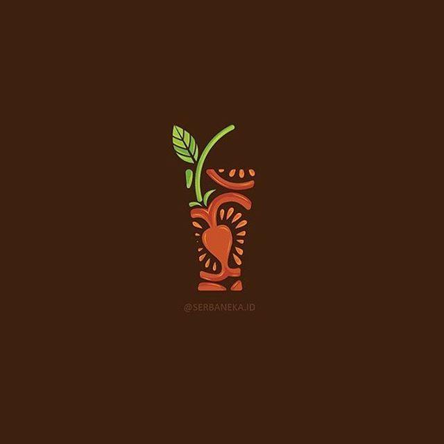 tomato juice logo idea design made by serbanekacreative logoplace - Idea Design