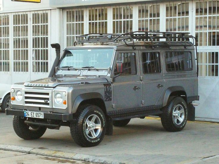 SATILIK Land Rover Defender 110 irtibat : 0212 286 48 43