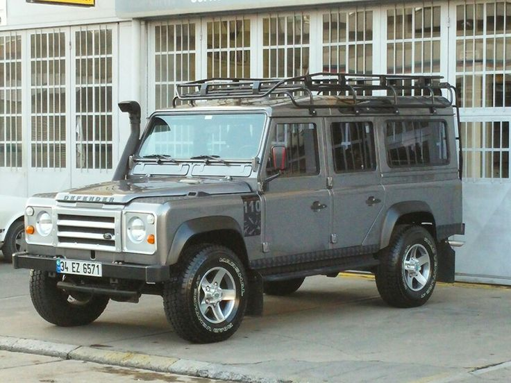 SATILIK Land Rover Defender 110 irtibat : 0212 286 48 43