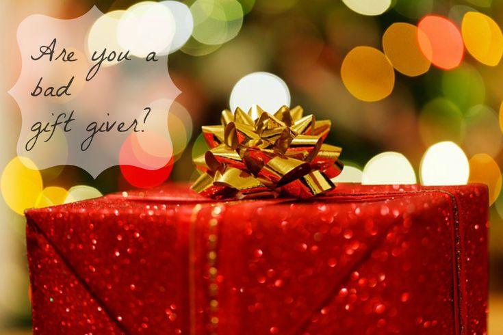 Πώς να αξιοποιήσετε τα ανεπιθύμητα δώρα των γιορτών και πώς να μάθετε επιτέλους να αγοράζετε φανταστικά δώρα στους αγαπημένους σας φίλους ή συγγενείς.