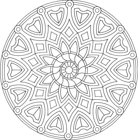 top mandalas gratuits mandala rond 6 mandalas imprimer mandalas colorier mandalas. Black Bedroom Furniture Sets. Home Design Ideas