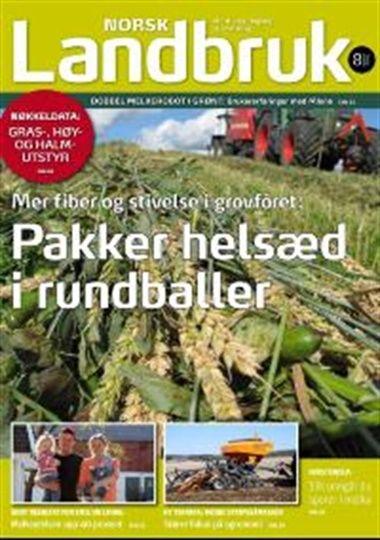 Abonner på Norsk Landbruk fra Bladkongen. Om denne nettbutikken: http://nettbutikknytt.no/bladkongen-no/