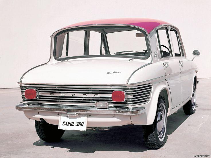 Mazda Carol 360
