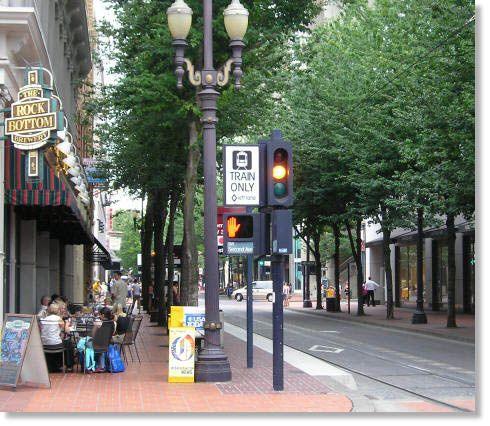 Rock Bottom Cafe Portland Oregon
