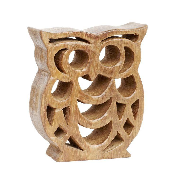 Stojánek na vzkazy Owl | Nordic Day / Hübsch