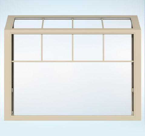Garden window builders vinyl v 2500 jeld wen doors for Vinyl garden window
