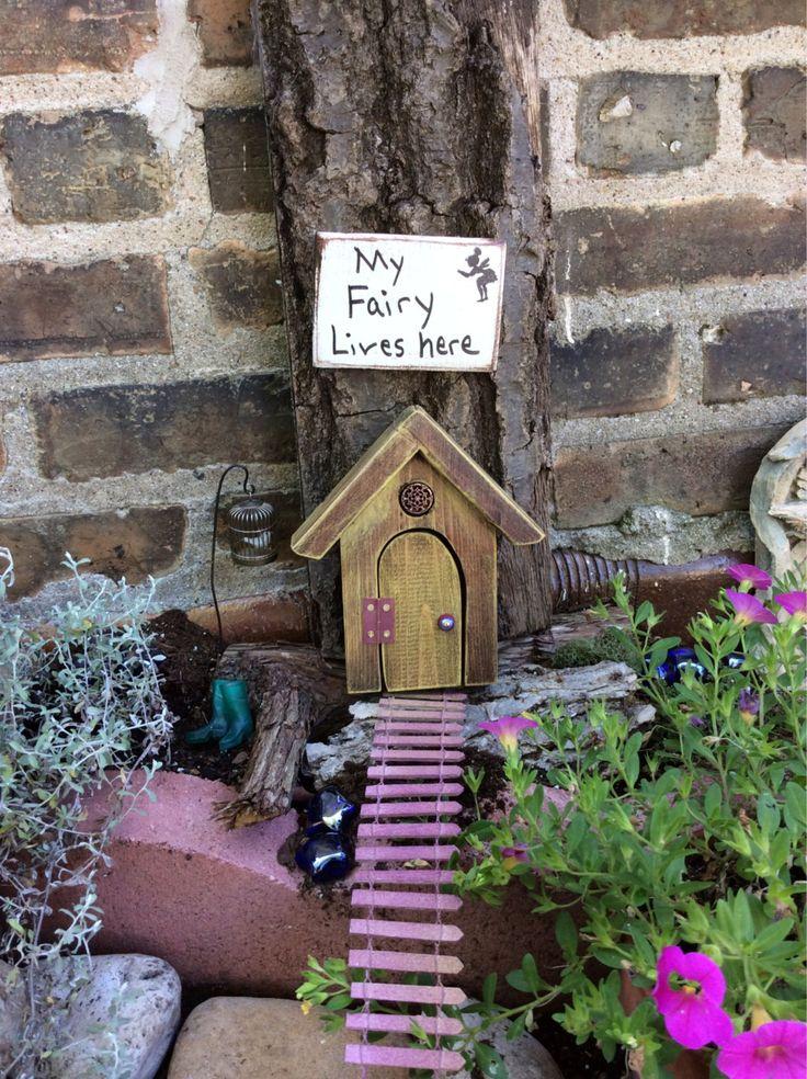 33 best images about le jardin des lutins sur pinterest jardins portes de f es et accessoires - Jardin de fee ...