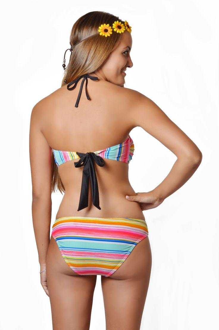 Junior bikini model