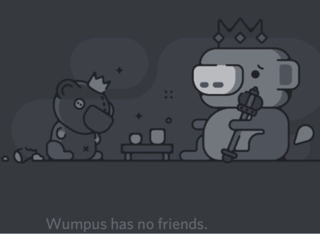 It S Ok Wumpus I Ll Be Your Friend Character Discord Fictional Characters