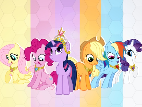 My Little Pony Friendship Is Magic, Lol! I love Pinky Pie's expression!