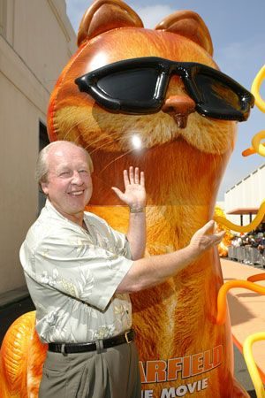 Jim Davis, Creator of Garfield, from Marion Indiana I believe