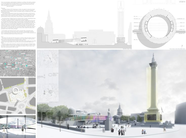[AC CA] Architectural Competition   [LONDON] Olympic Games Information  Pavilion Winning Entries