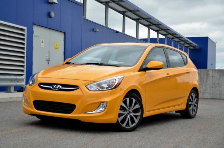 Essai - Hyundai Accent 2015 : encore au sommet - V - Auto