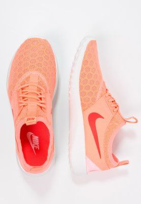 Nike Sportswear JUVENATE - Sneaker low - atomic pink/bright crimson - Zalando.de