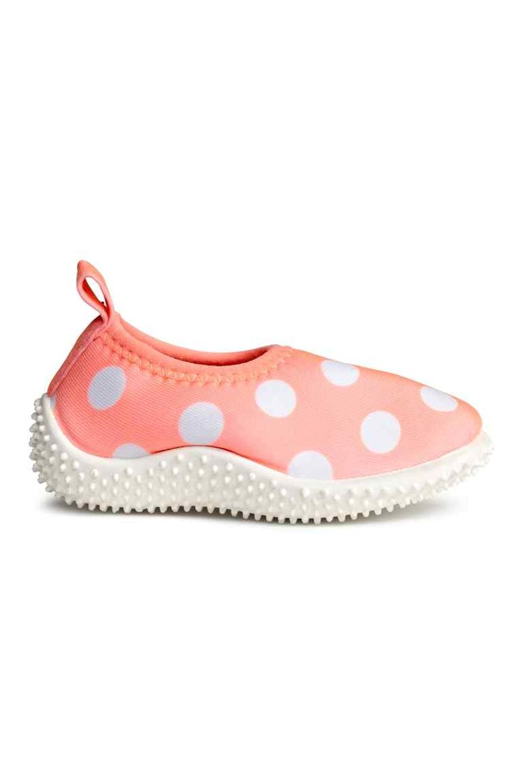 Water shoes - Apricot/Spotted - Kids | H&M CA 1