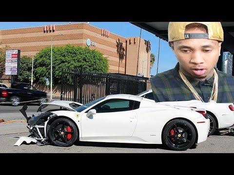 Tyga ve Kylie Jenner Çifti $320,000 Araç Kazası - Lemanur