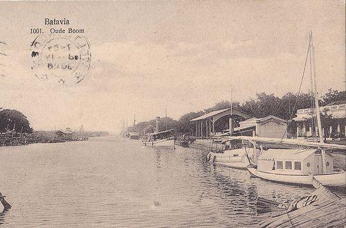 Tempo Doeloe #59 - Jakarta, Pintu Kecil, 1925