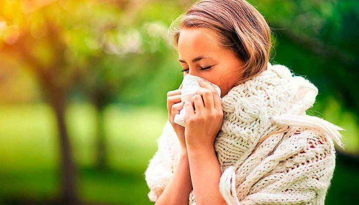 Los tipos de alergia más comunes