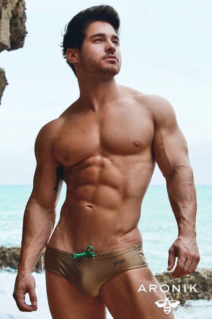 gay bodybuilder sexy bikini